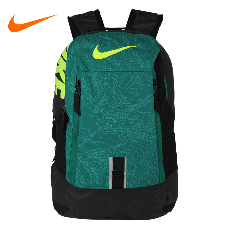 Nike authentic nike sports bag backpack schoolbag men and women travel computer backpack schoolbag gordon