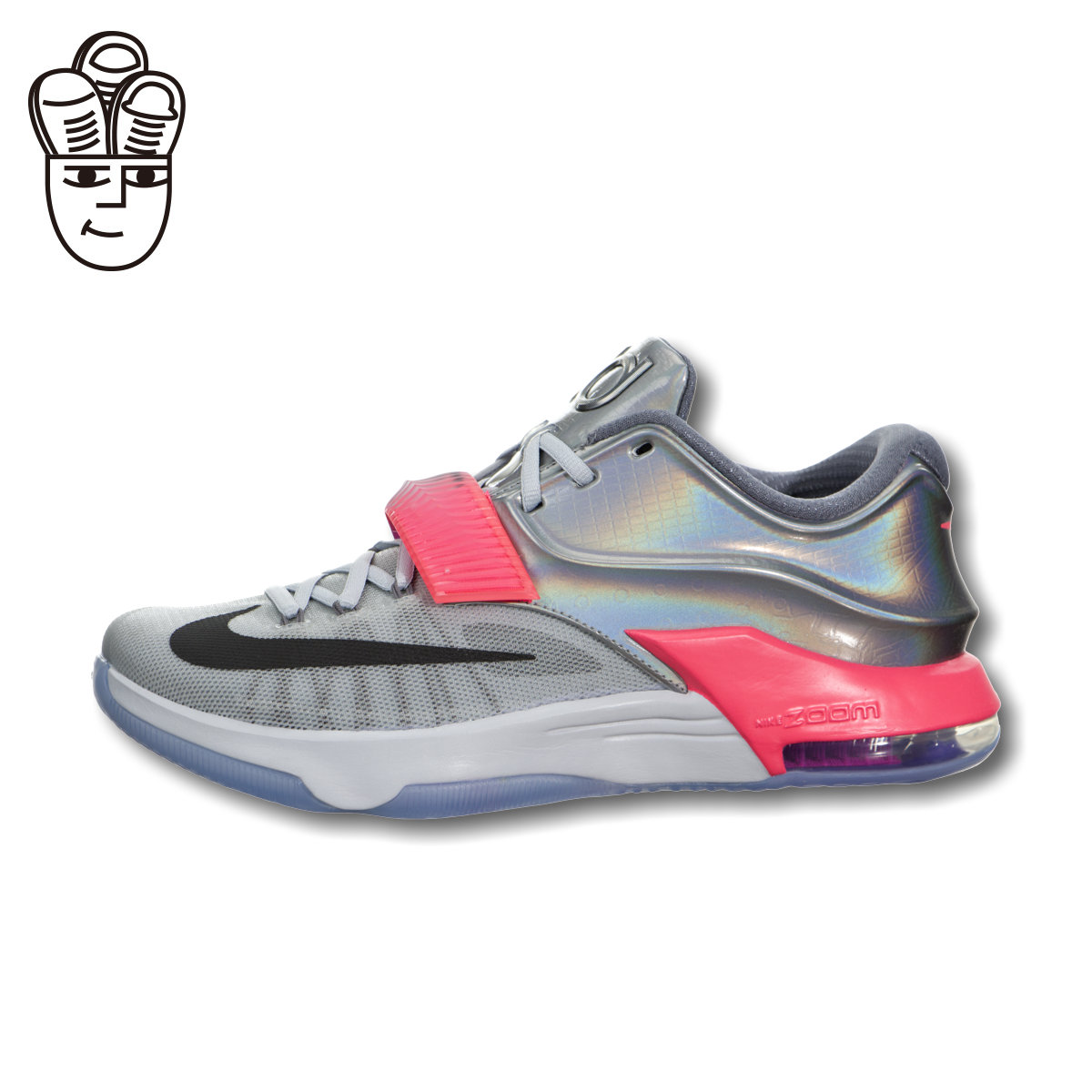 hot sale online 23c82 1e54e Get Quotations · Nike kd vii durant nike 7 on behalf of the whole star  reeboks men basketball shoes