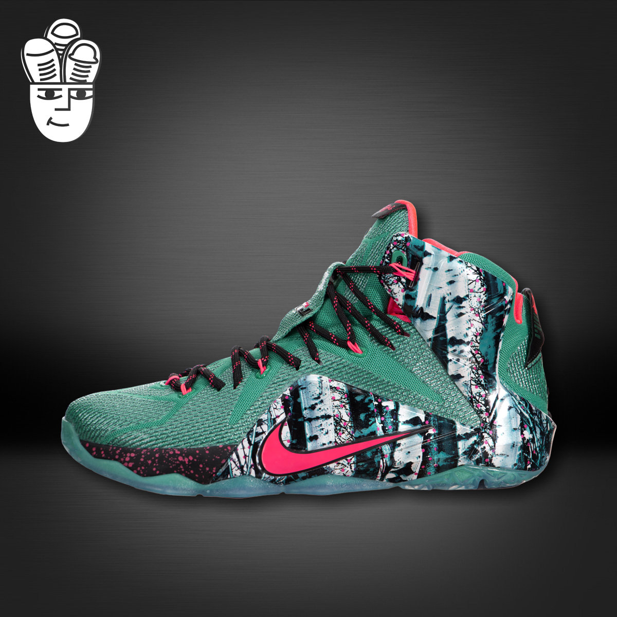 9d549a75359 Get Quotations · Nike lebron nike lebron 12 reeboks men high top basketball  shoes christmas limited 707558