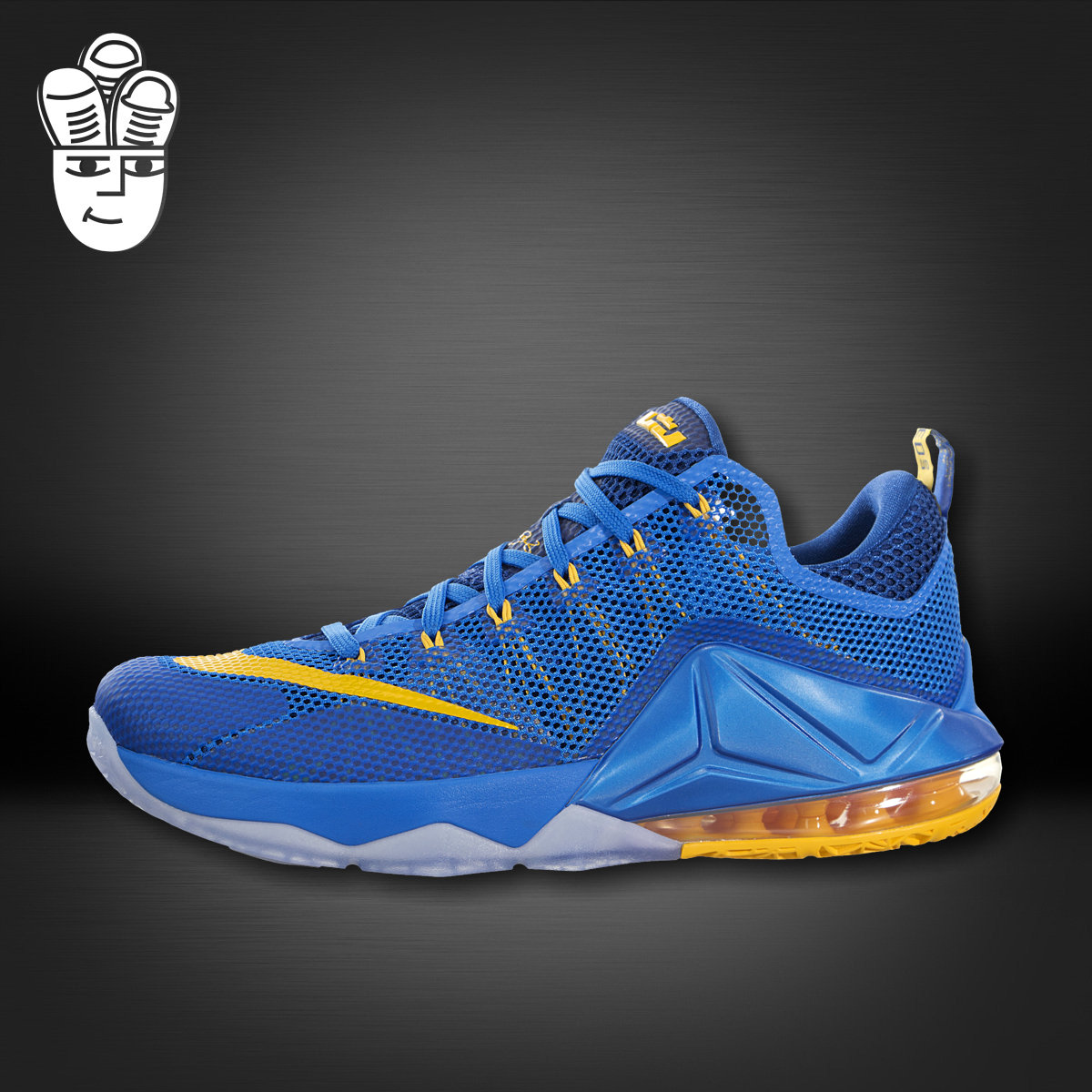 Nike lebron xii low nike lebron james 12 generations men's basketball shoes to help low sports shoes cushioning shoes