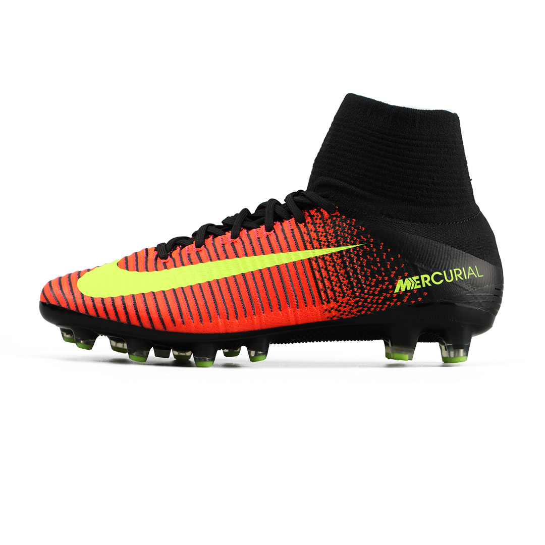986631401 Get Quotations · Nike mercurial superfly v high ag soccer shoes football  shoes assassin 831955-870