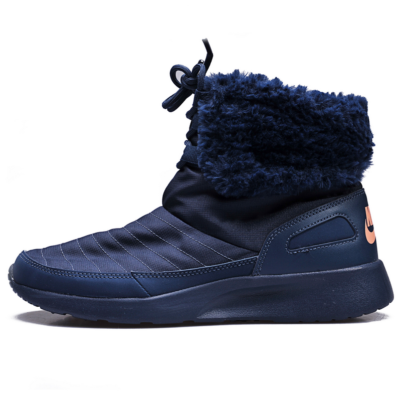 96a92912f4603 Get Quotations · Nike nike 2015 winter warm cotton boots snow boots high  shoes casual shoes 807195-484