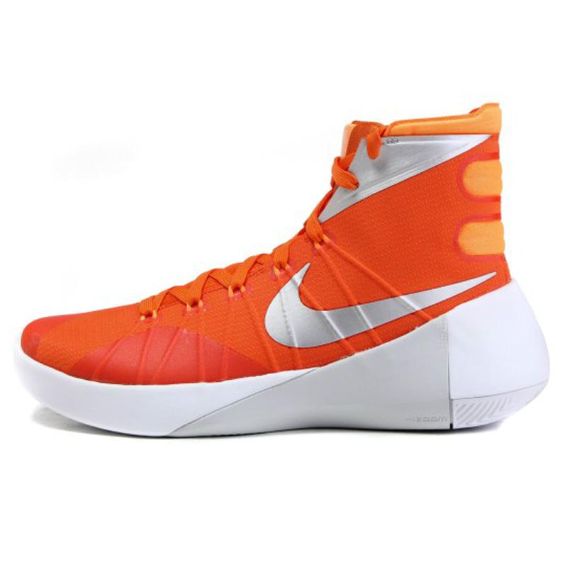 lowest price 4bc0e f215f Get Quotations · Nike nike hyperdunk 2015 white orange combat men s  basketball shoes sports 749646-808-303