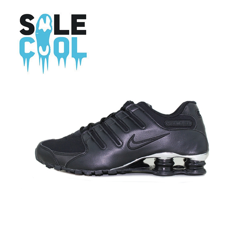 online retailer 85caf 632f4 Get Quotations · Nike nike shox nz prm men classic black column air sports running  shoes 536184-001
