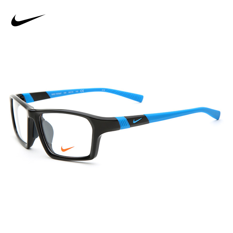 Nike/nike sports glasses frame optical glasses frame myopia men full frame glasses can be equipped with mirror NIKE7878AF
