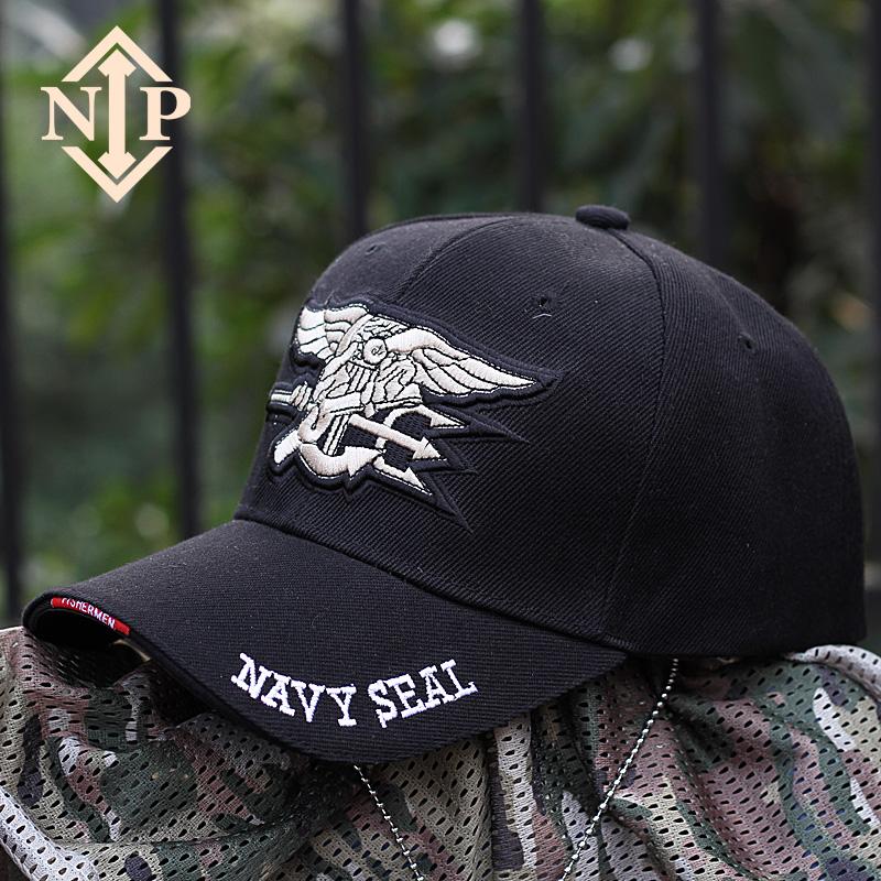 4b112b22b79 Get Quotations · Nip army fans outdoor sun hat baseball cap hat men and  women couple navy seals tactical