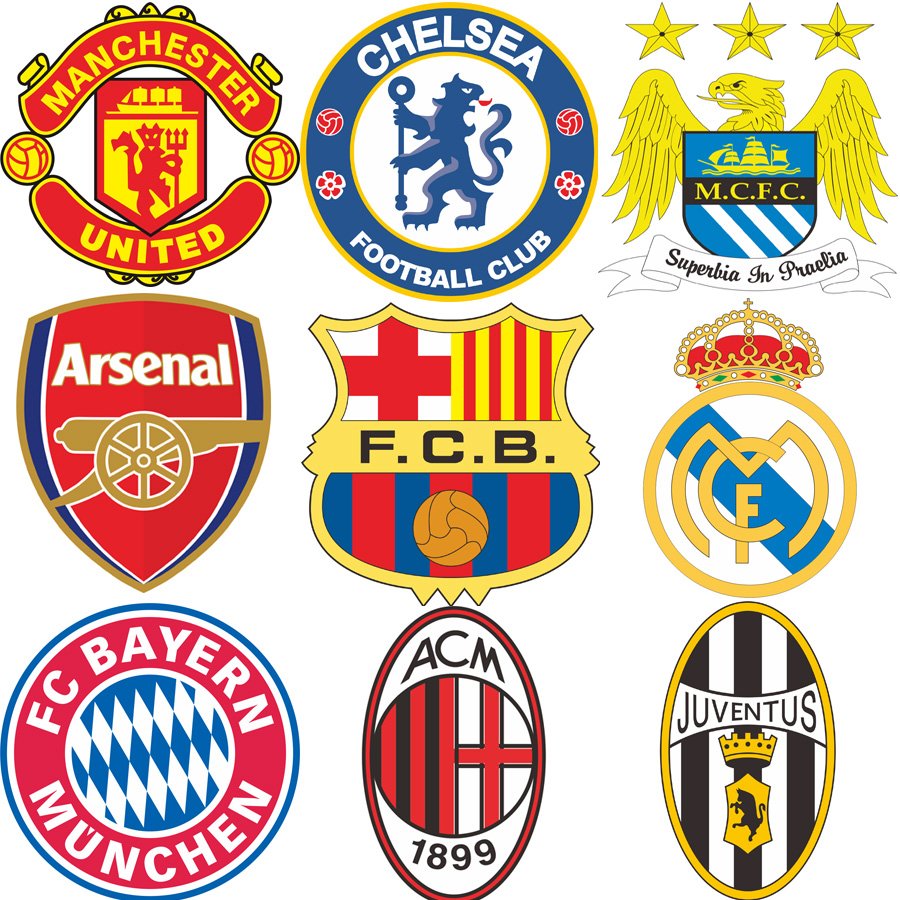 soccer team logo gallery wallpaper and free download
