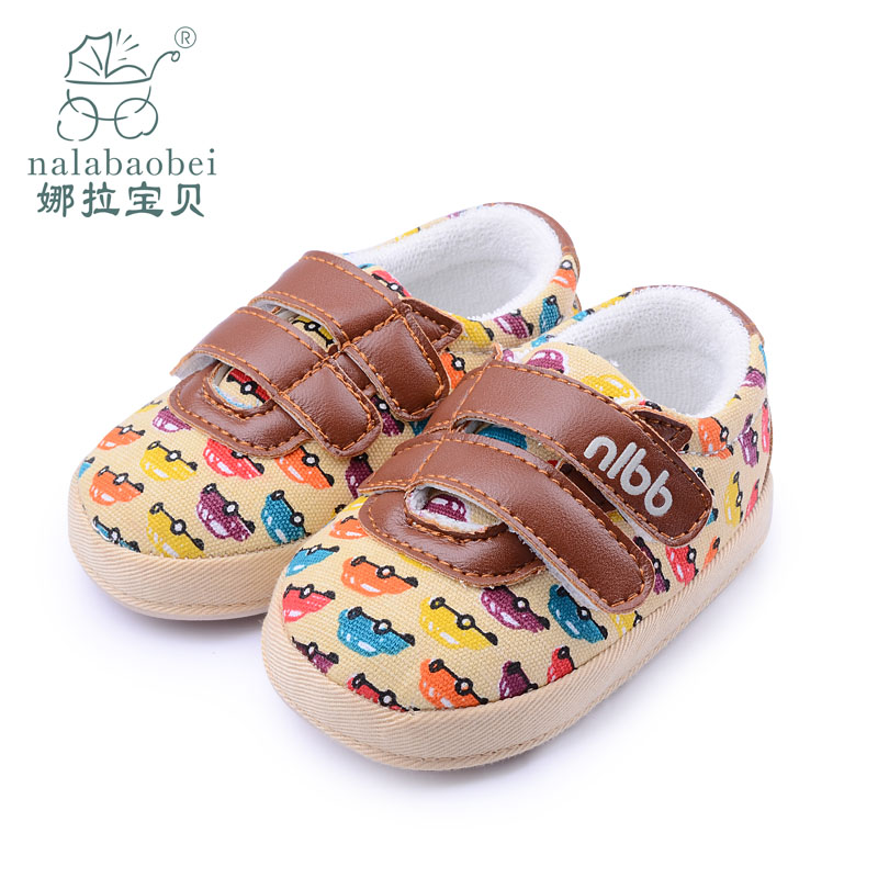 Nora baby baby shoes step before spring and autumn paragraph 2016 months baby cute cartoon baby shoes baby shoes children shoes
