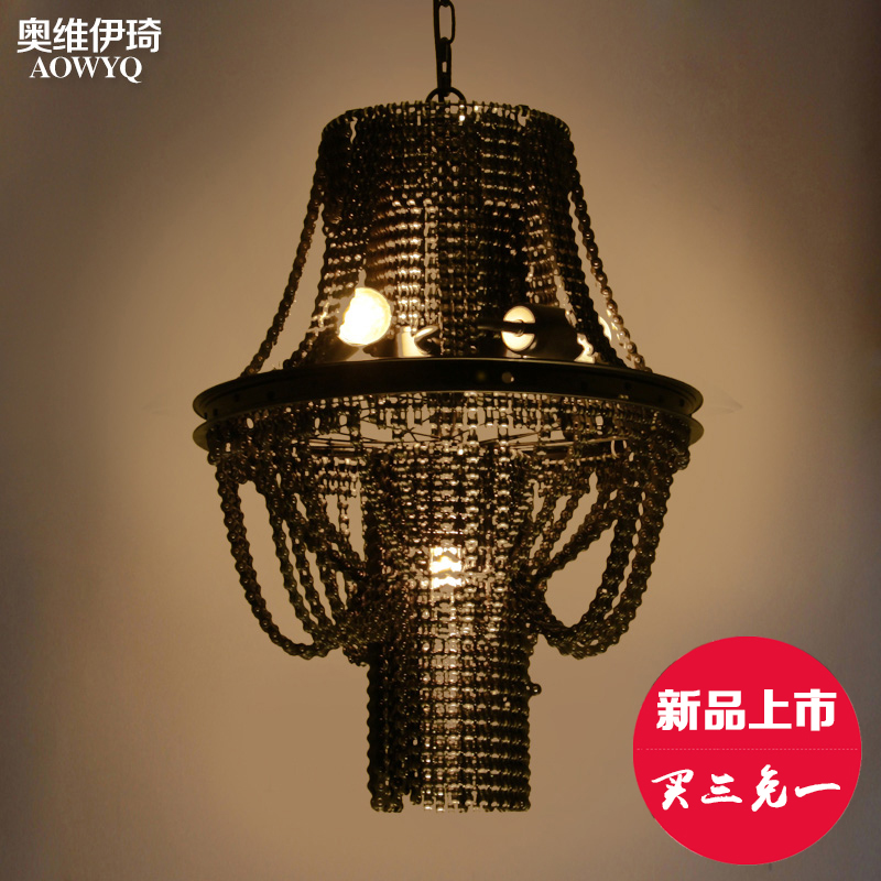 Nordic ikea coffee shop restaurant chandelier vintage chandelier bar creative personality wrought iron chandelier lamp lamps lighting