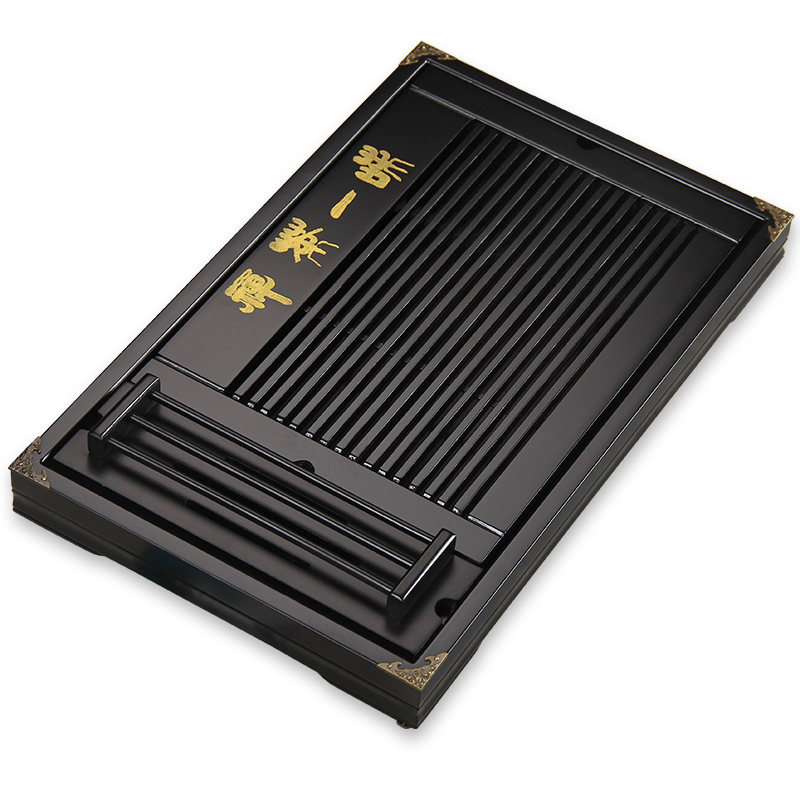 Normally matriculate zen tea blindly small wooden wood tea tray tray can drain kung fu tea saucer tea sea specials