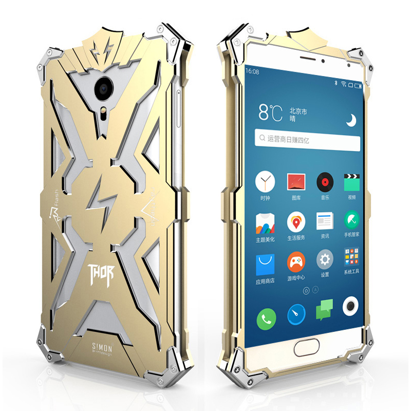 Note3 phone shell metal frame meizu charm blue matel popular brands of mobile phone sets charm charm blue 3 protective shell tide of men and women