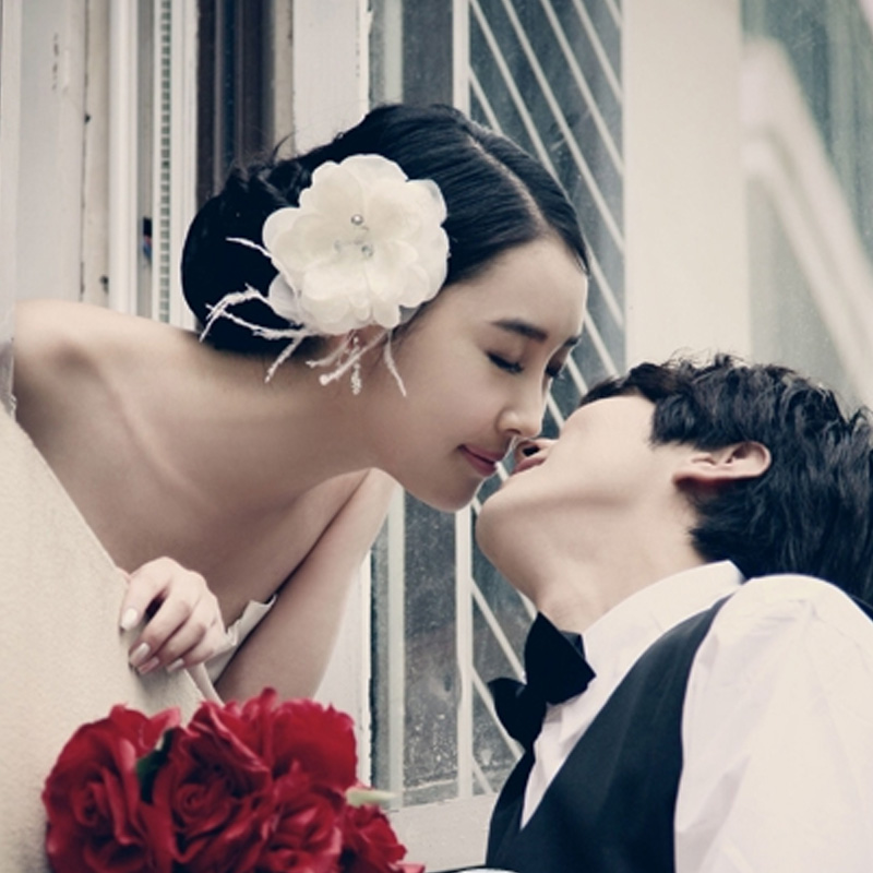Np beijing wedding photography buy korean small fresh romantic aesthetic wedding kiss wedding photography beijing jinghua