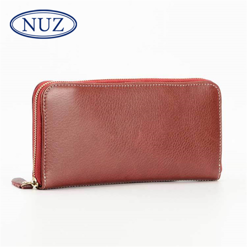 Nuz ms. clutch clutch bag 2016 european and american style simple and stylish business casual first layer of leather clutch bag influx of 7620