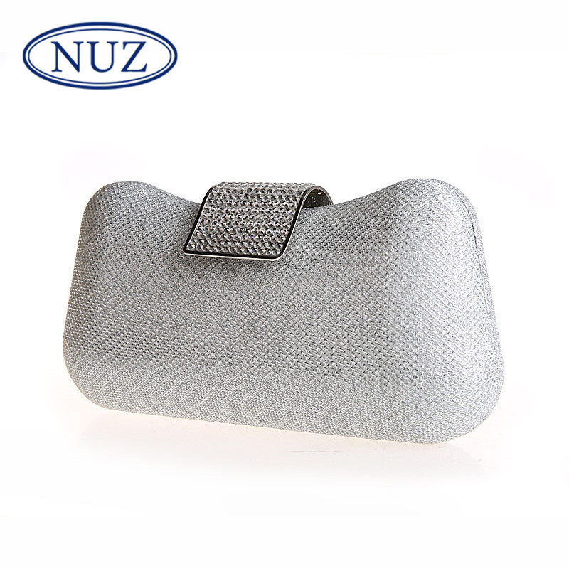 Nuz personalized pillow shaped handbags 2016 new european style ladies clutch bag banquet bag fashion cikou 4767