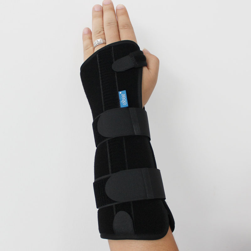 Ober wrist fractures wrist sprain fracture fixation brace to protect a fixed arm brace forearm splint