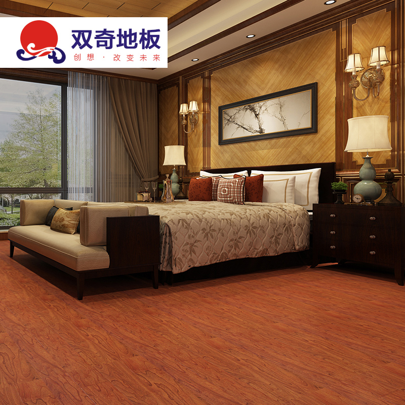 Odd geothermal multilayered wood flooring laminate flooring 15mm antique elm wood flooring factory direct 8 0
