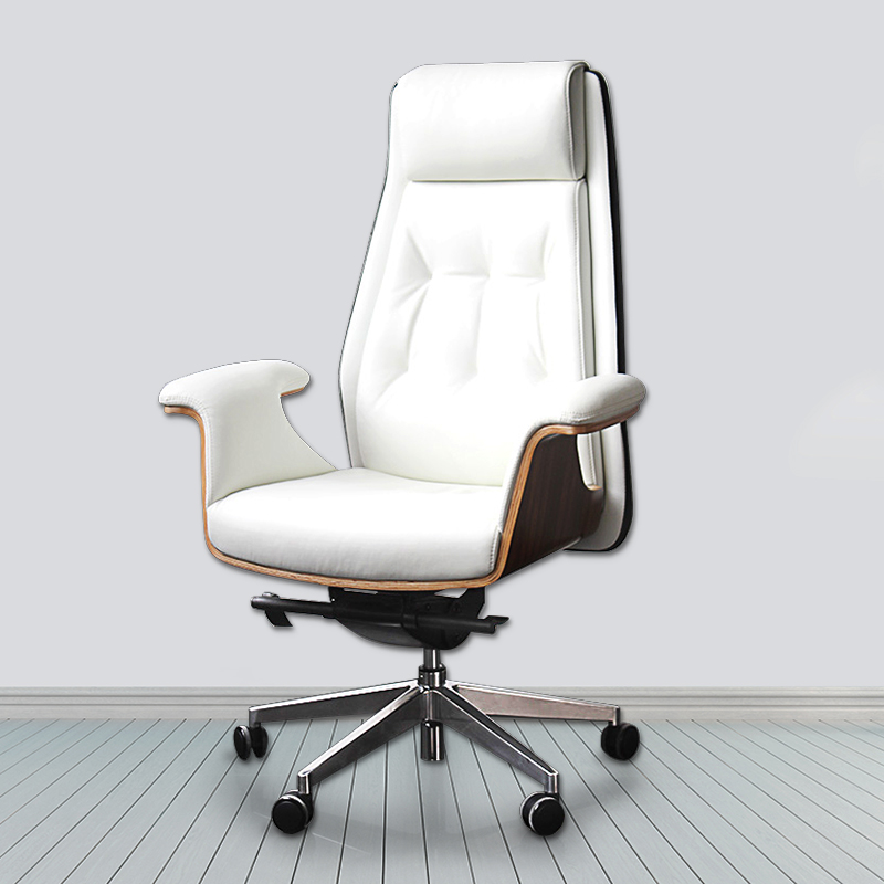 Office furniture white boss chair office chair chair leather fashion european class ceo chair chair office chair
