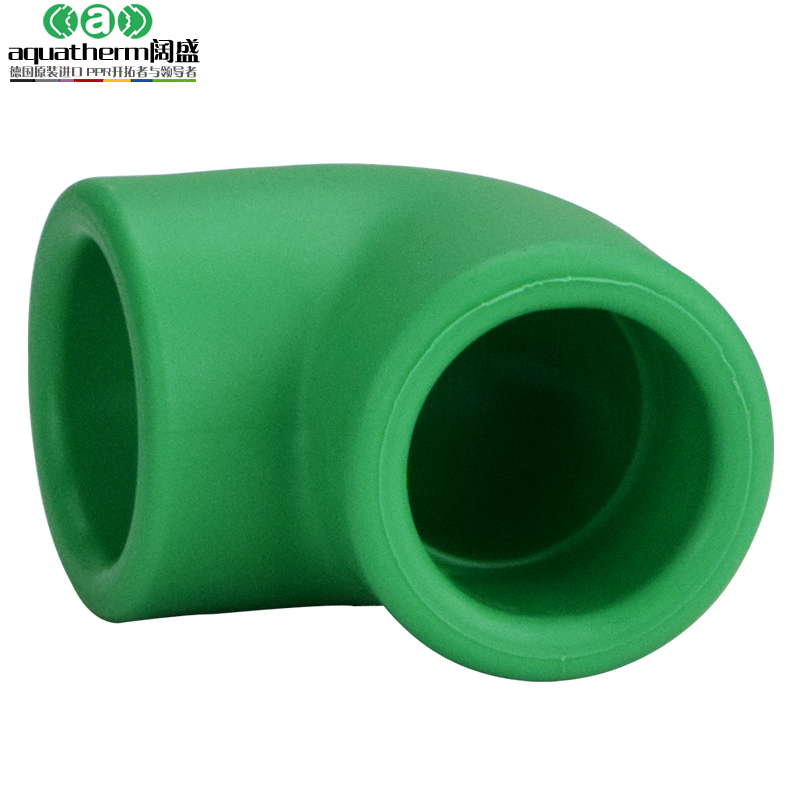 [Official authorization] imported aquatherm wide sheng ppr pipe 1.5 inch 40 50 90 degree elbow
