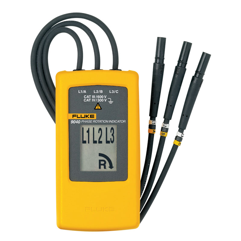 Official flagship store fluke fluke 9040 phase sequence indicator