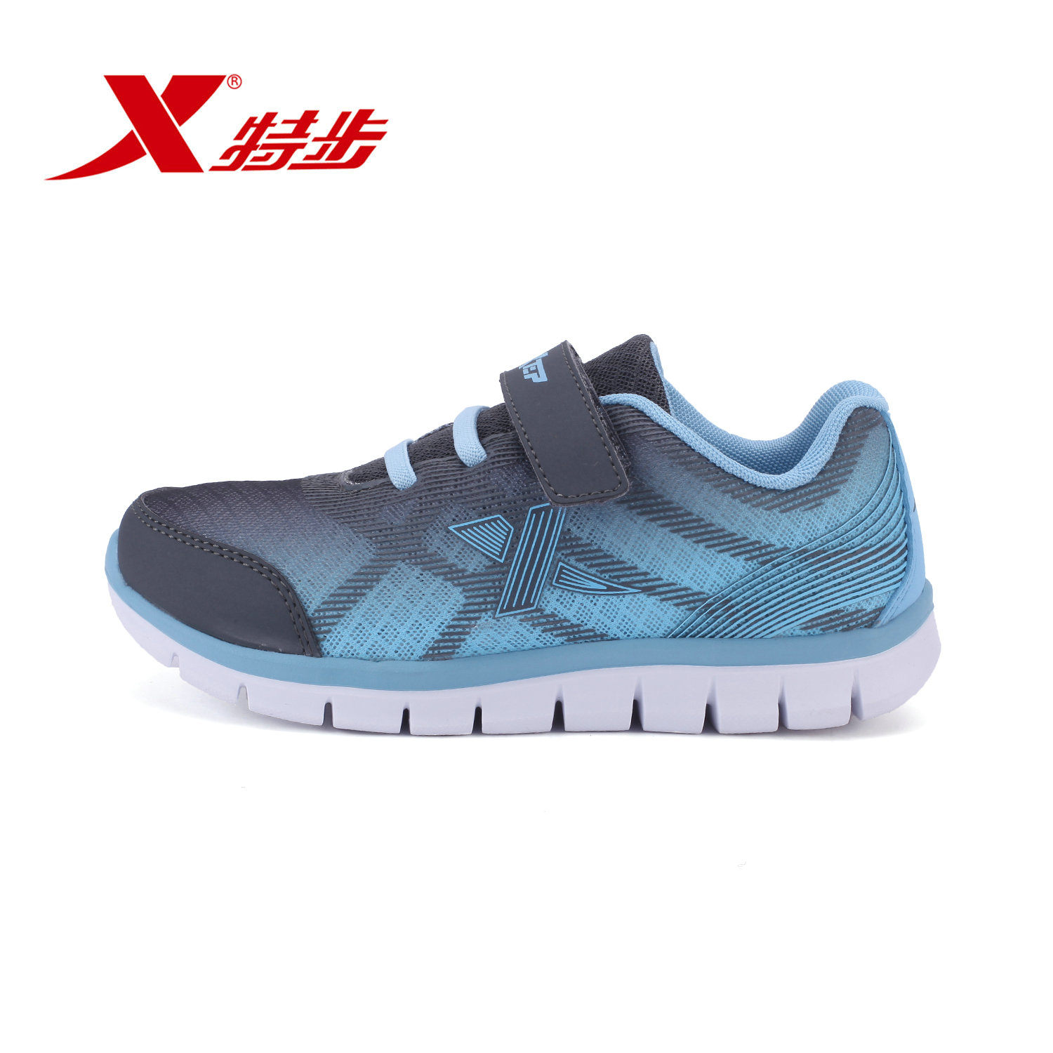[Official] xtep girls sports shoes authentic 2015 autumn new running shoes slip resistant lightweight running shoes jogging shoes