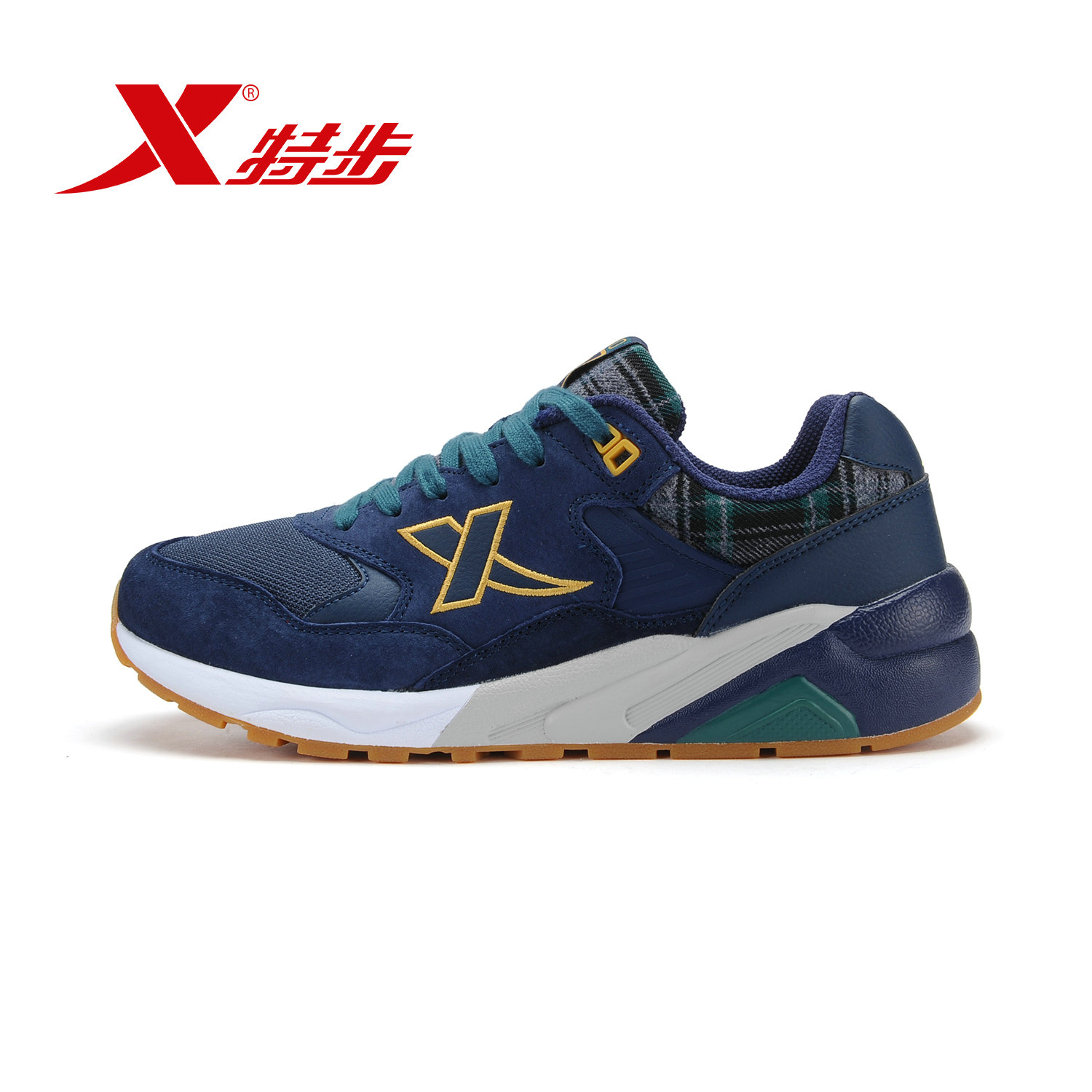 [Official] xtep xtep 2016 new authentic men casual sports shoes in summer and autumn light will be comfortable casual shoes men