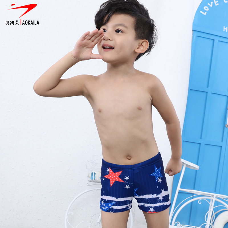 8a49415e54 Get Quotations · Olympic caley 16998 child boy boy boxer swim trunks  swimming trunks swim shorts fashion cute