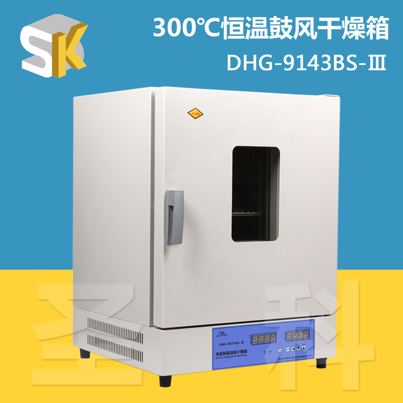 On haisheng ke DHG-9143BS electric oven thermostat blast oven temperature industrial oven drying box