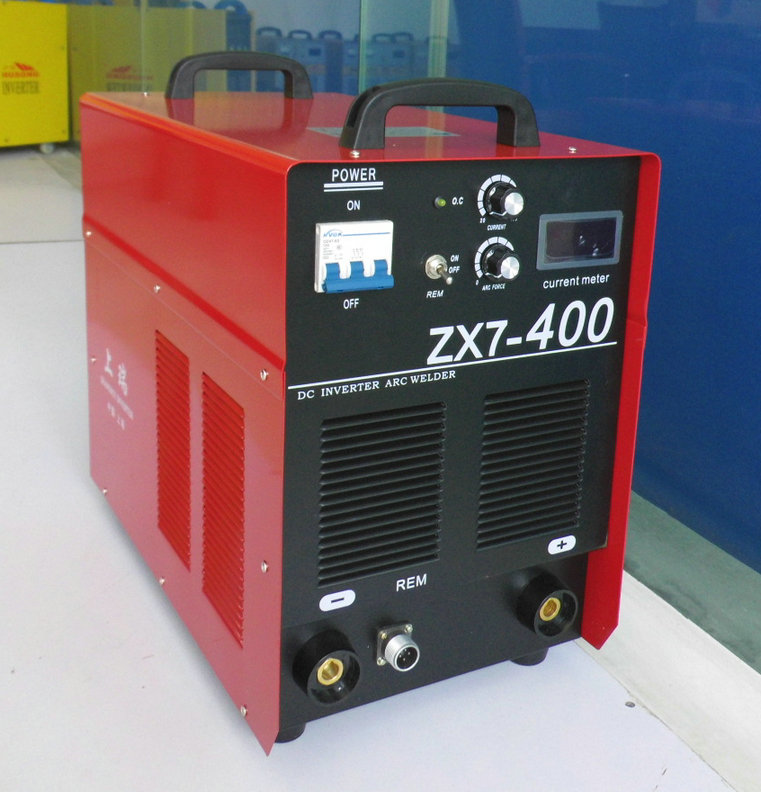 On the swiss/welder zx7-400 inverter dc arc welding machine welding machine manual