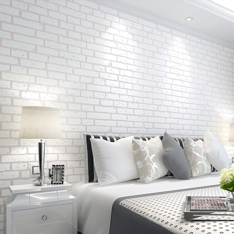 white brick wallpaper bedroom 28 images white brick