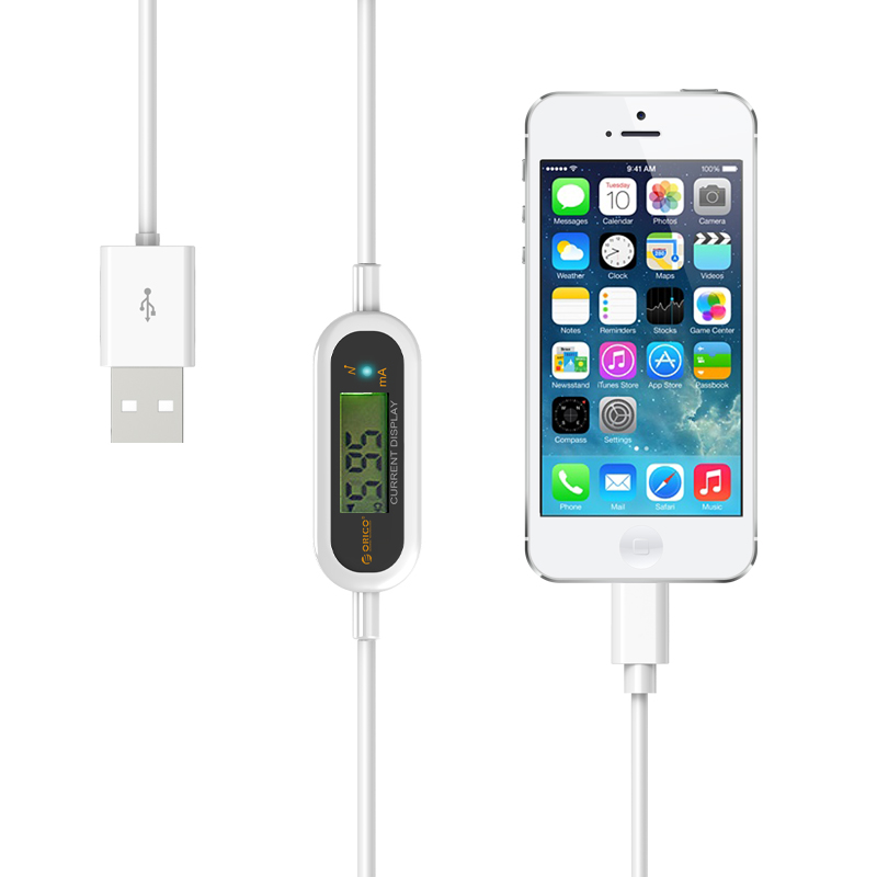 Orico/orrick division LCD-10 apple 6 charging cable is suitable iphone5s iphone6 phone line