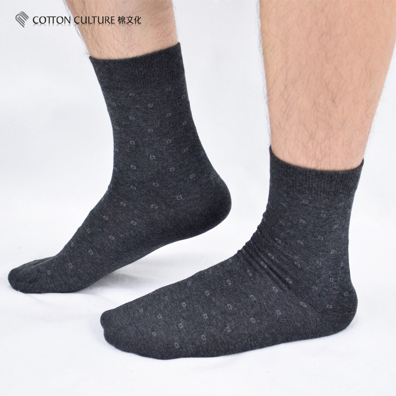 Over 29 free shipping cotton culture cotton socks men's socks men's socks in tube socks business casual socks in the thick autumn and winter