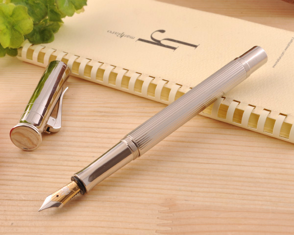 Package sf authentic german faber earl classic k gold plated platinum pen business gifts