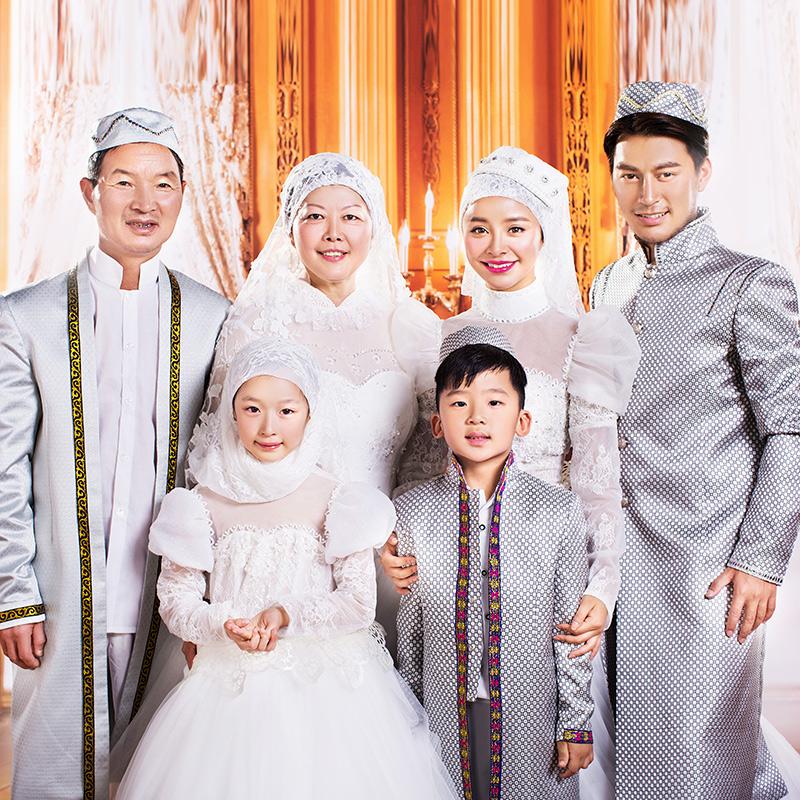 Buy Pakistani Muslim Family Portrait Clothing 2016 New Wedding Dress Photo Studio Theme Dress Costumes Female In Cheap Price On Alibaba Com,Wedding Pakistani Women Dress