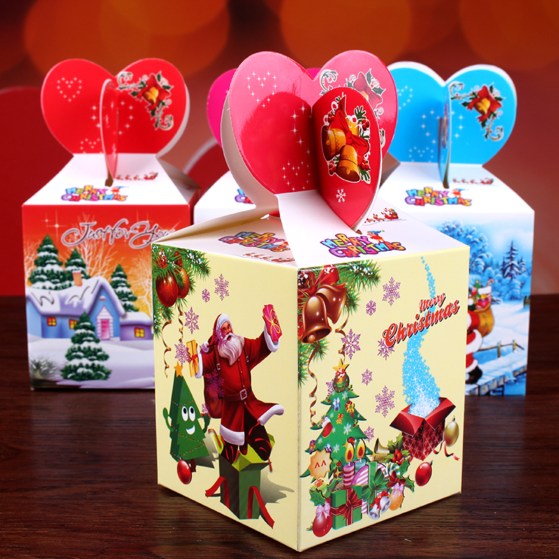 Paragraph 2016 christmas apple box christmas gift on christmas eve peace fruit fruit gift box packaging boxes