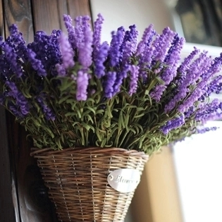 Pastoral creative home accessories artificial flowers lavender suit artificial flowers artificial flowers decorative flowers dried flowers european living room furnishings