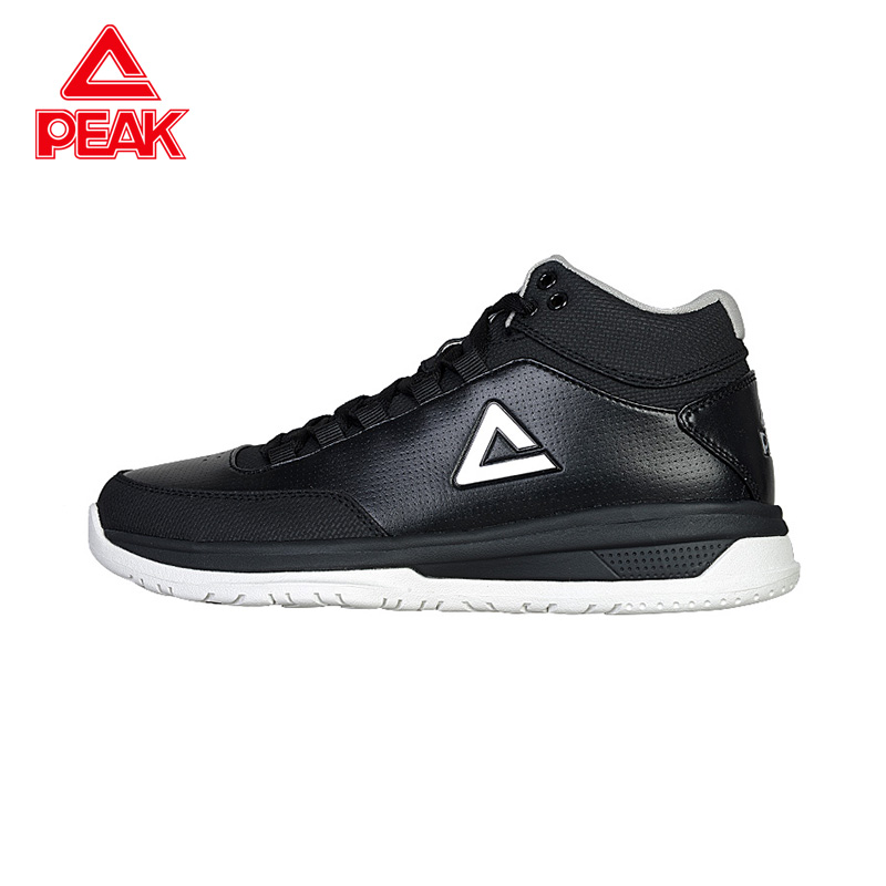 Peak/olympic basketball shoes men new men's sports shoes to help men's slip resistant shoes E51007A