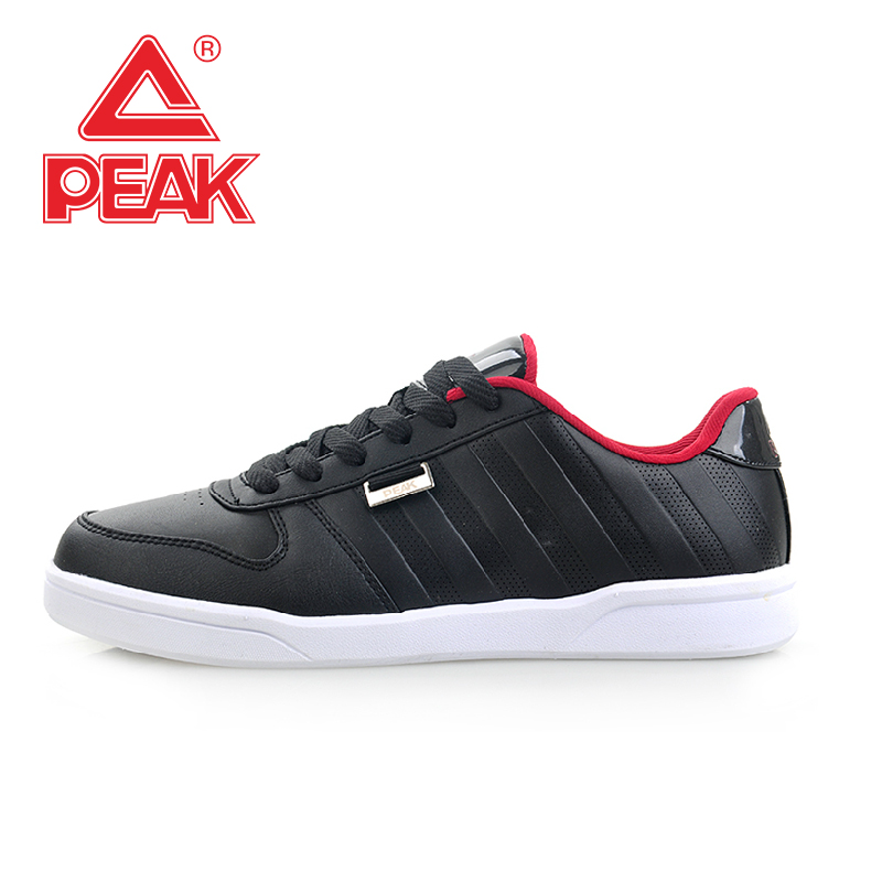 Peak/olympic men's wild new fashion casual sports board shoes to help low slip resistant E32451B