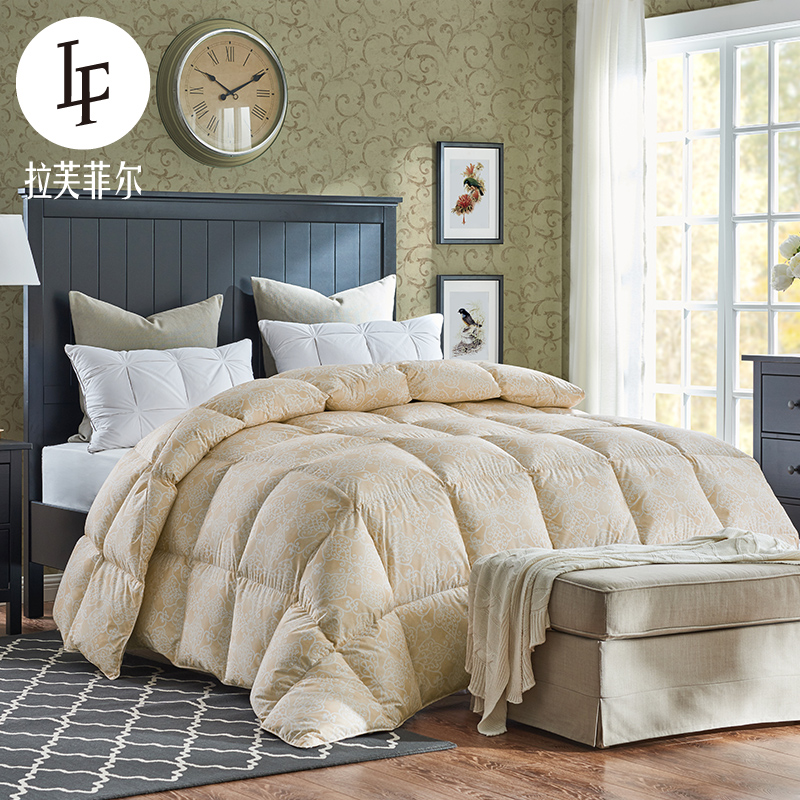 Phil davis love 90% white eiderdown duvet thick warm winter quilt duvet spring and autumn symphony