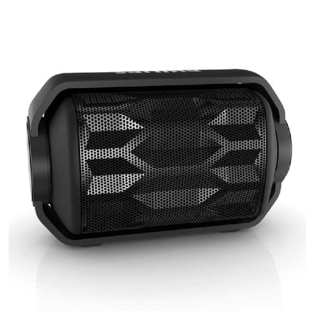 Philips/philips BT2200 waterproof outdoor stereo portable wireless bluetooth speaker mini subwoofer