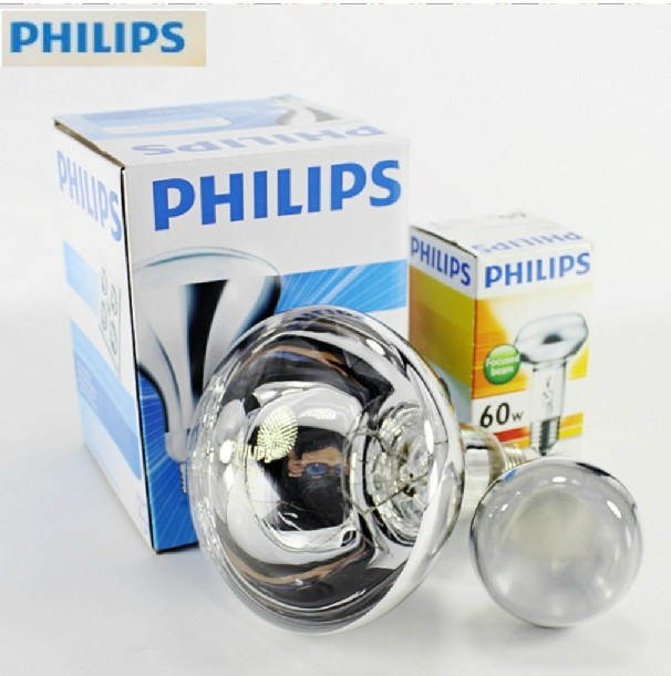 Philips yuba heating lamps warm sun type r115245w infrared heating lamp lighting bulbs 245 w 40w60w