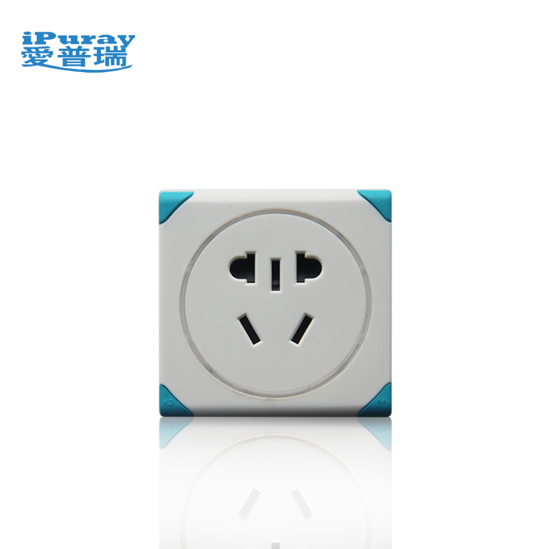 Phone remote wireless wifi smart socket power timer switch socket intelligent home control system