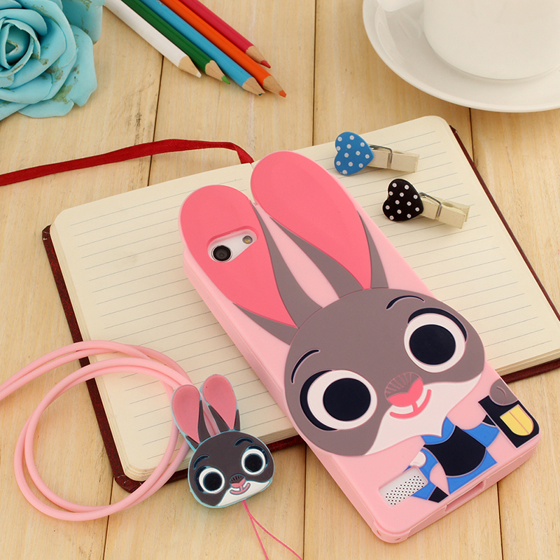 Phone shell drop resistance oppoA33 opal a33t judy a33m rabbit protective sleeve cartoon silicone soft shell full package