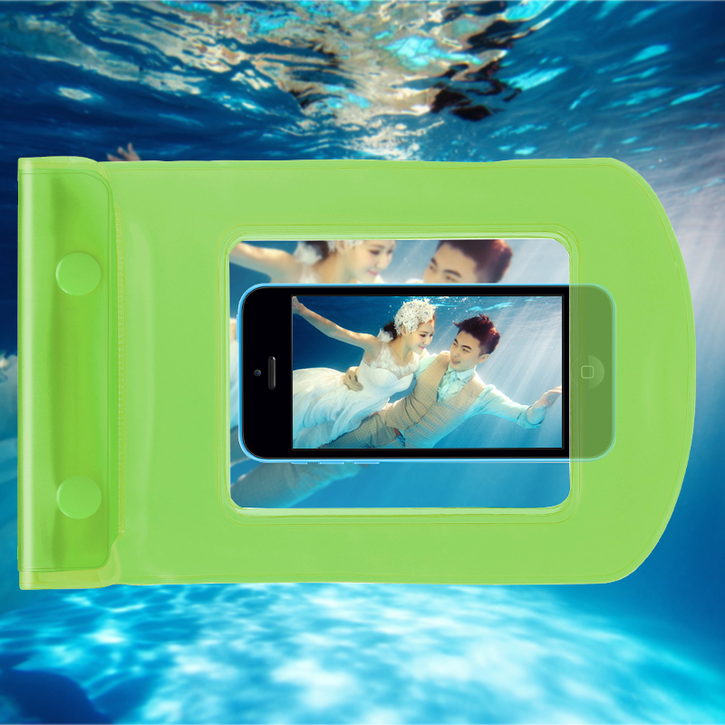 Phone waterproof camera waterproof bag iphone4s/5 samsung mobile phone sets rafting swimming diving waterproof bag