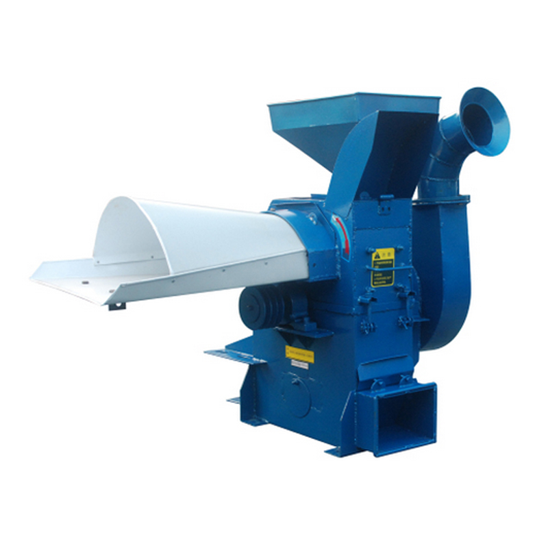 Photosynthetic 500 improved version of the rubbing grass machine food grinder grinding rubbing silk straw feed mill multipurpose machine