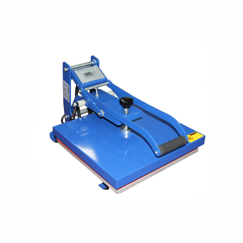 Photosynthetic curve handle tablet press machine heat press machine hot press machine press machine heat transfer machine heat sublimation Machine