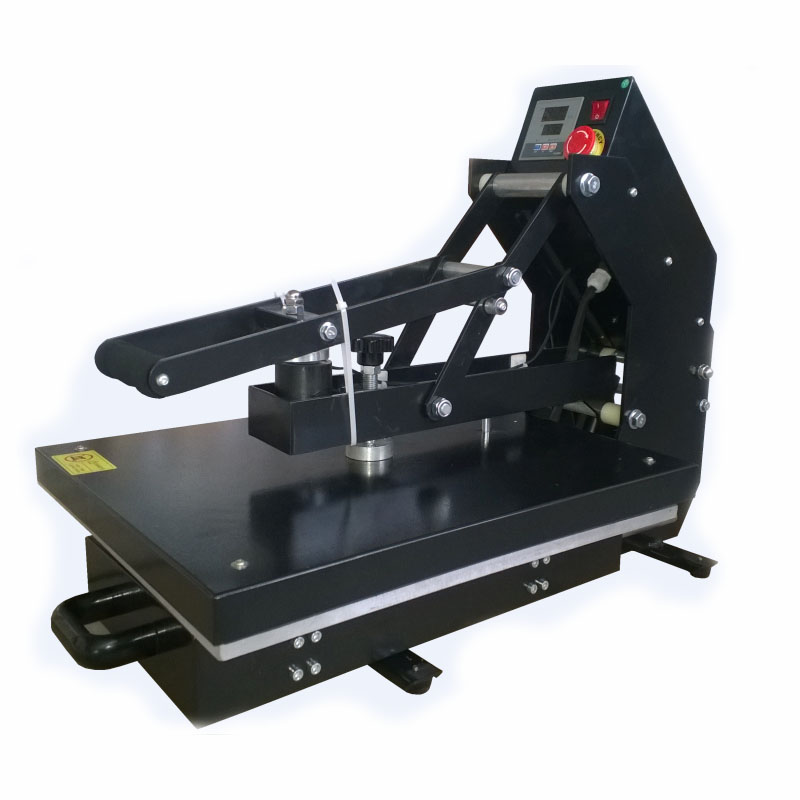 Photosynthetic hot heat transfer heat press machine hot press machine press machine pull magnetic semi automatic heat press machine hot press machine