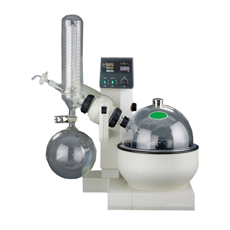 Photosynthetic RE3000A rotating rotary evaporator evaporator verticle extraction equipment rotary evaporator