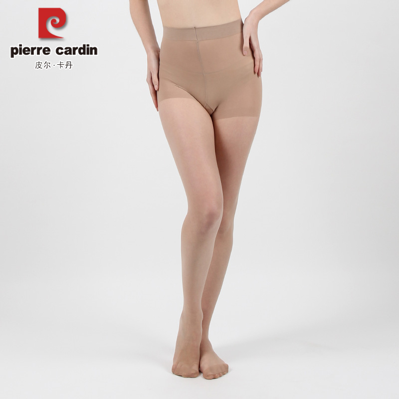 Pierre cardin pantynose snowy yarn 6d thin transparent stockings female summer bottoming socks sexy pc1223