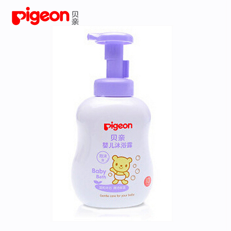 Pigeon pigeon baby bubble baby shower gel shower gel shower gel 500 ia118 shipping