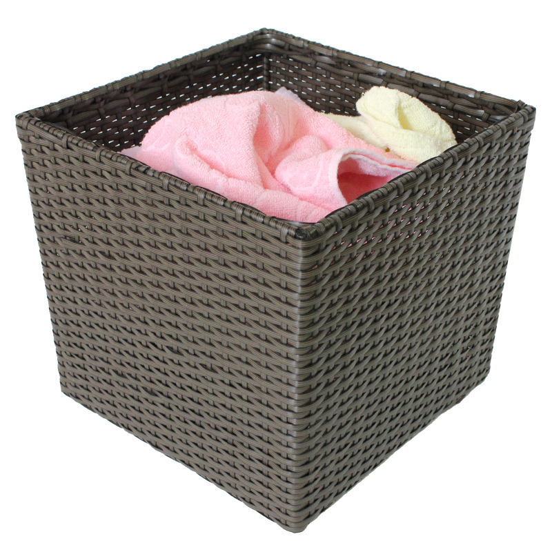 Plastic bamboo rattan laundry basket of dirty clothes storage baskets laundry basket laundry basket storage basket storage baskets prepared